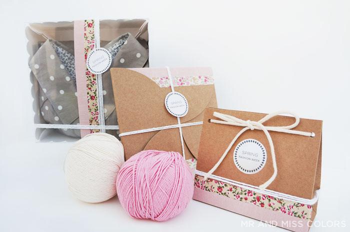 Cajas de cart n para regalos eventos o tu negocio esto - Cajas de carton decoradas para regalos ...