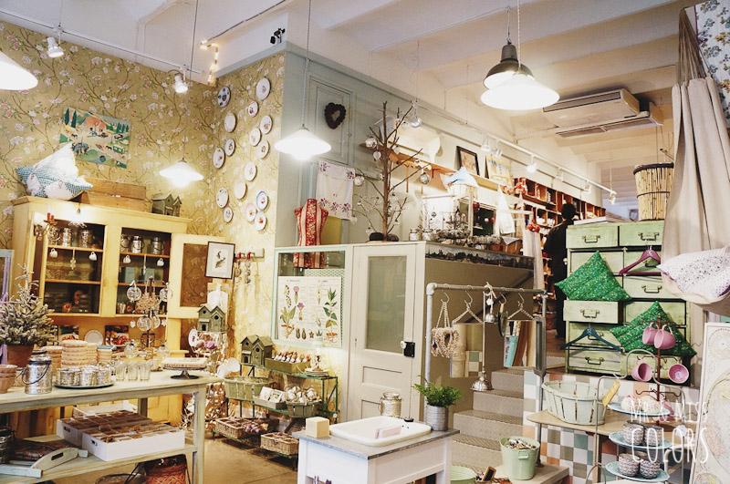 Una tienda vintage en el born ivo co cerrada mr and for Decoracion de boutique