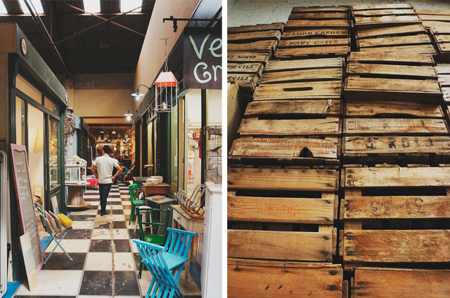 Mercantic el mercadillo de los amantes del vintage en for Decoracion muebles vintage
