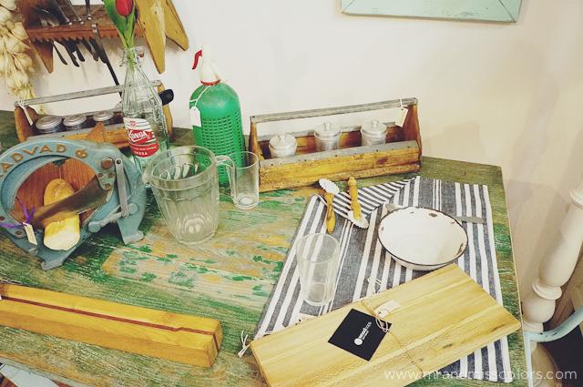 Mercantic el mercadillo de los amantes del vintage en - Decoracion muebles vintage ...