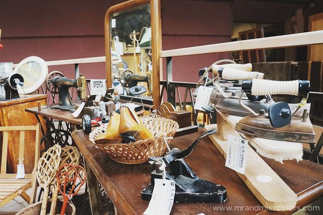 Mercantic el mercadillo de los amantes del vintage en - Muebles sant cugat ...